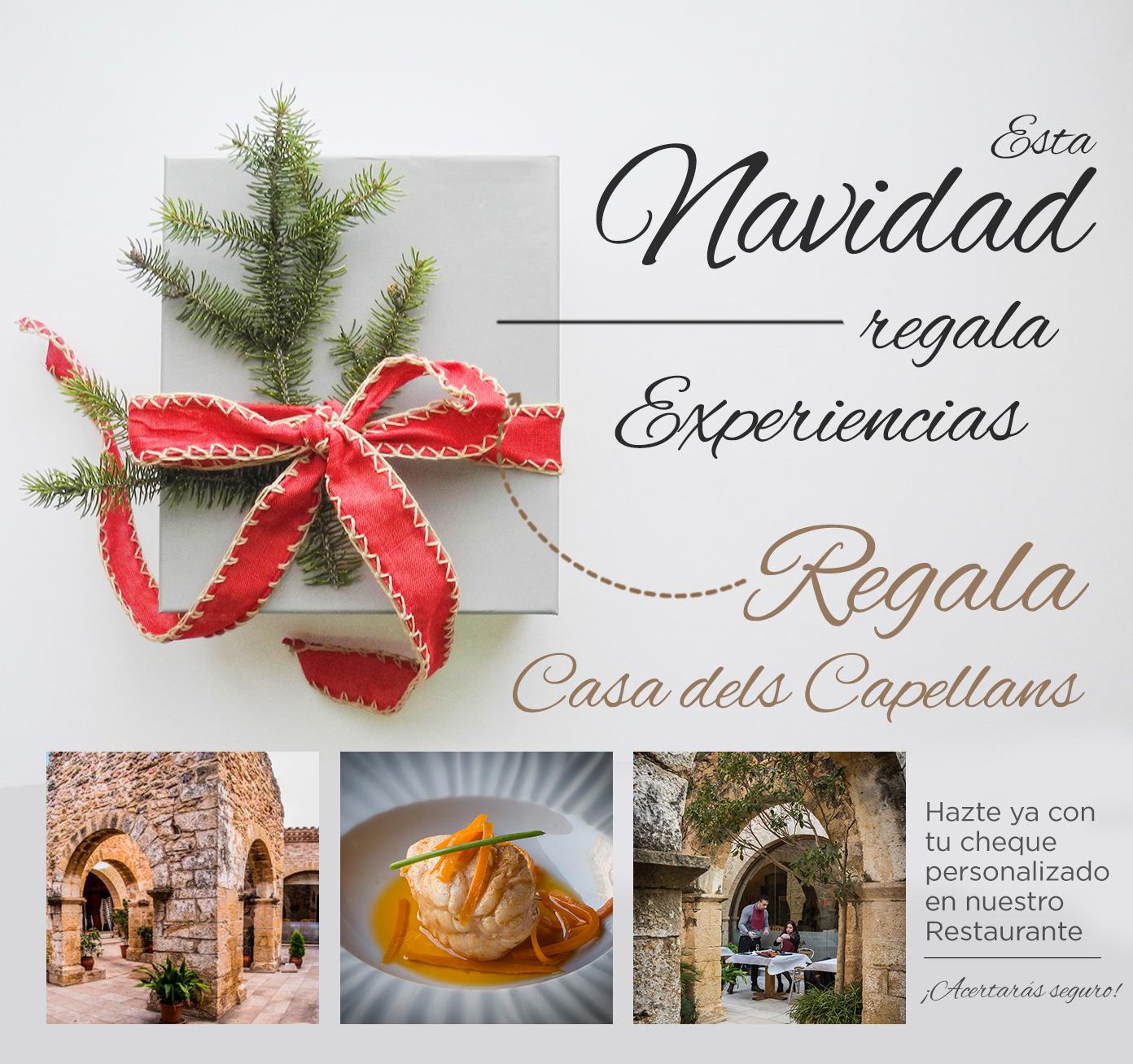 Esta Navidad regala Casa dels Capellans